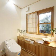 信楽焼の手洗い鉢